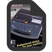 دستگاه چاپ روی تیوپ و یا شرینگ مارک MAX