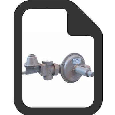رگولاتور گاز شهری