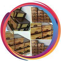 فایل اداری طرح چوب پلاستیکی