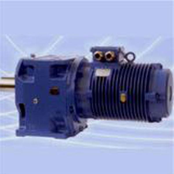 الکتروگیربکس شافت مستقیم پایه دار شفت 90