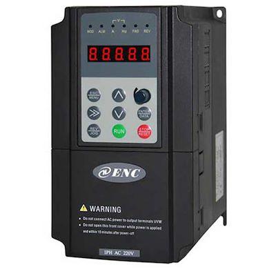 اینورتر تکفاز انکام مدل EN600 3/7KW