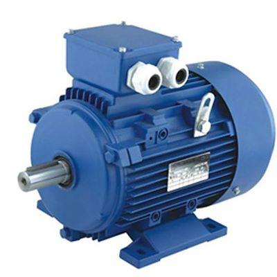 الکترو موتور چینی دور موتور 3000 با توان 0.37KW تکفاز
