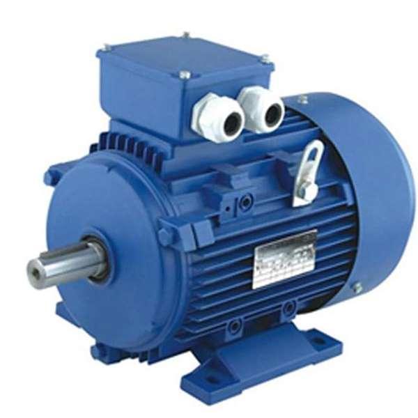 الکترو موتور چینی دور موتور 3000 با توان 0.75KW تکفاز
