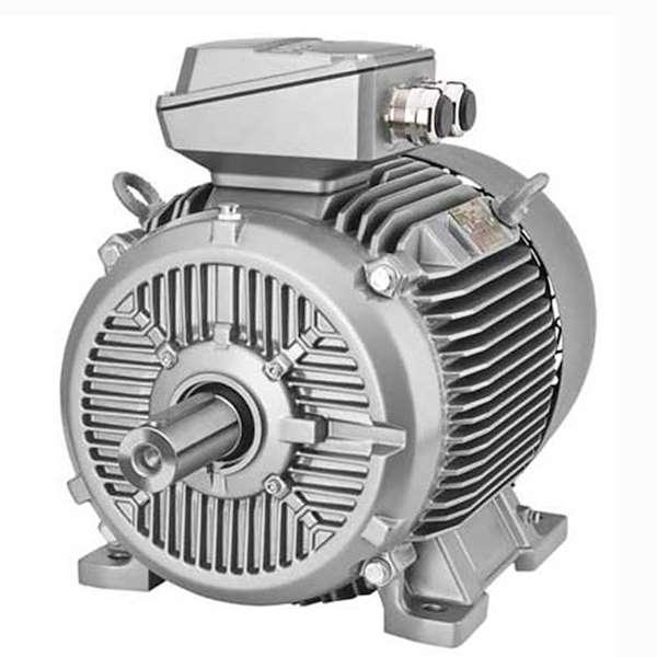 الکترو موتور زیمنس سه فاز با توان 5.5کیلووات و دورموتور 3000