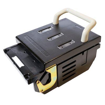 کلید فیوز مشکی باکالیتی پیچاز الکتریک