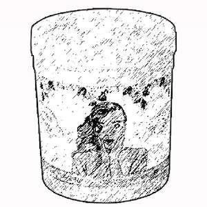 جابرنجی 10 کیلویی لیدی (چاپدار)