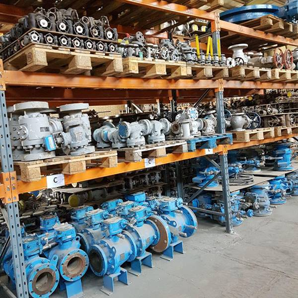 وارد کننده شیرالات فولادی کلاس 150