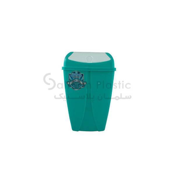 سطل بادبزنی ایفل پلاستیکی