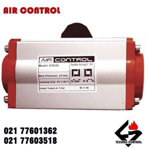 اکچویتور پنوماتیک ایرکنترل air control