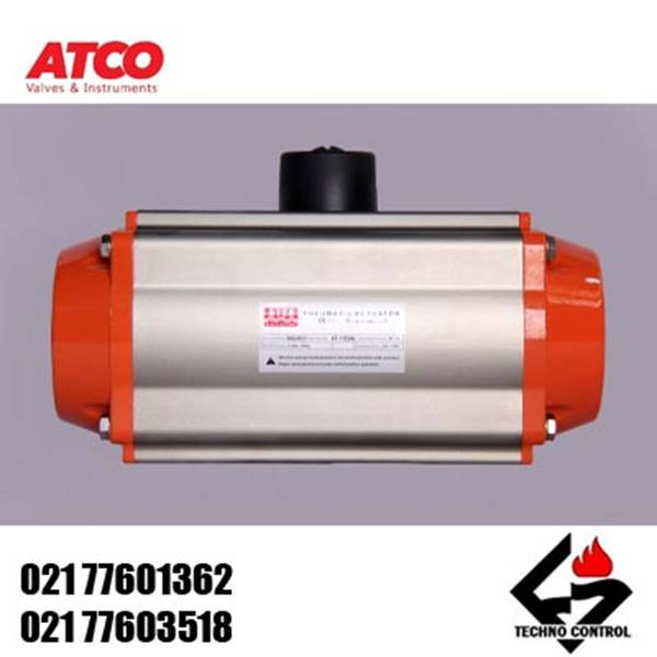 اکچویتور پنوماتیک آتکو Atco