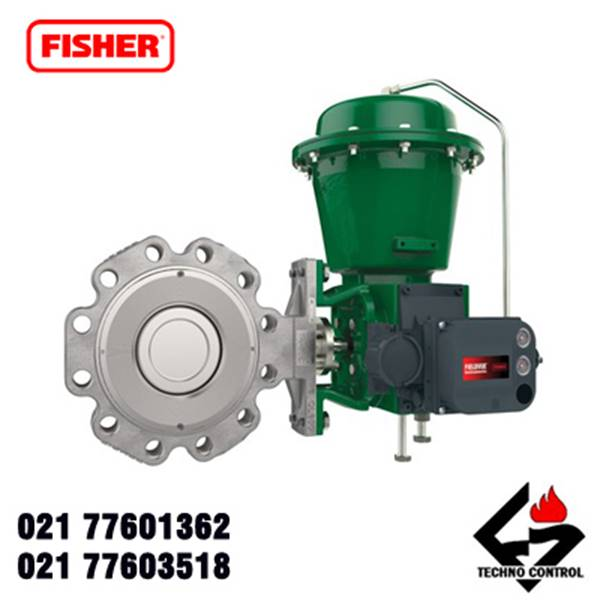 fisher rosemount control valve