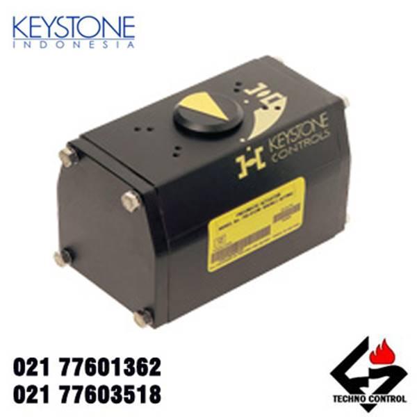اکچویتور پنوماتیک KEYSTONE TYCO
