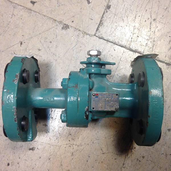 بالو ولو کلاس Ball valve 3.4  class 600