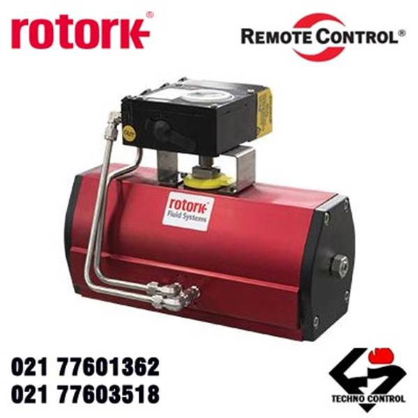 اکچویتور پنوماتیک rotork
