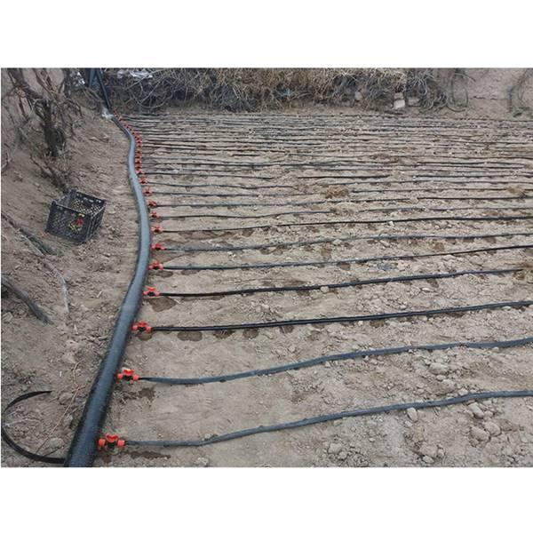 خط  تولید نوار ابیاری قطره ای اصلی