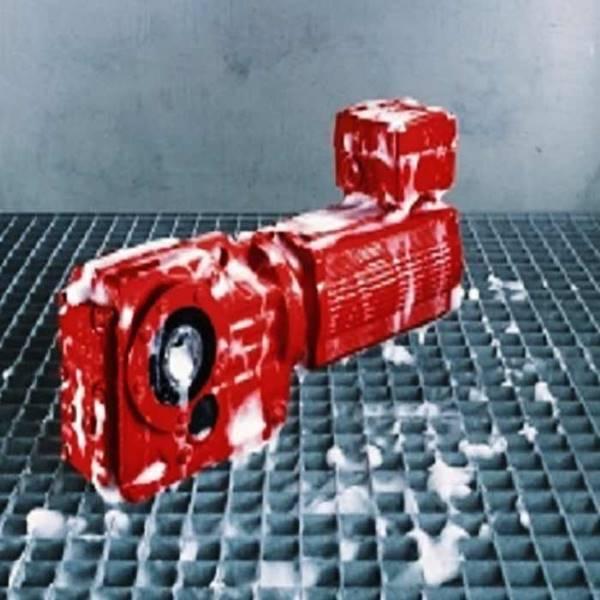 گیربکس صنعتی زیر آب sew
