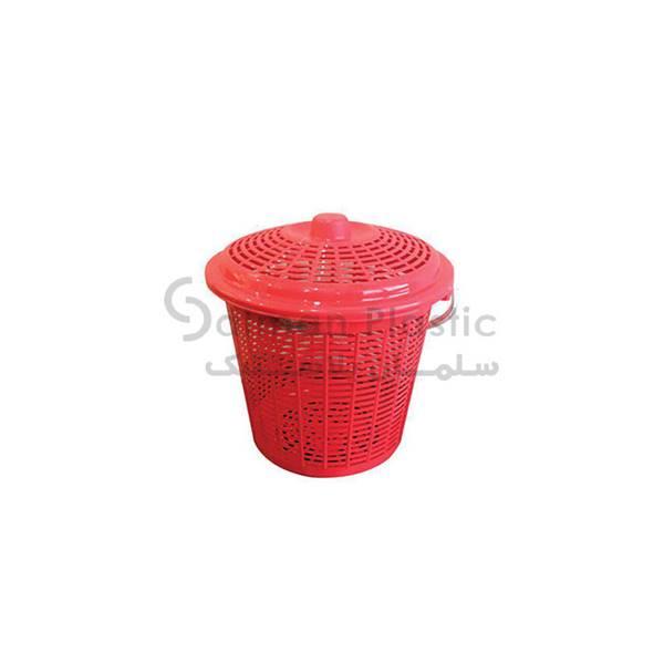 سبد چای ٣٤٠ دربدار پلاستیکی
