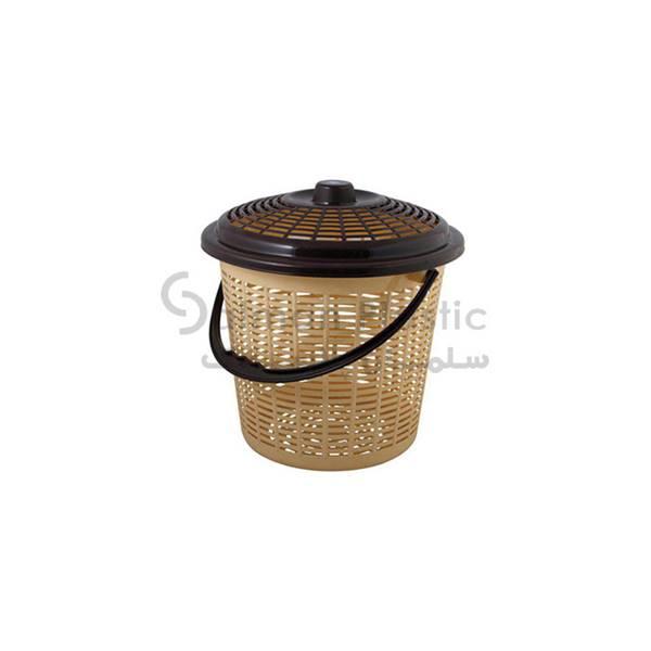 سبد چای ٣٠٠ دربدار پلاستیکی