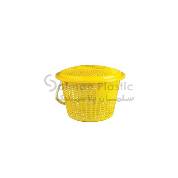 سبد چای ٢٤٠ دربدار پلاستیکی