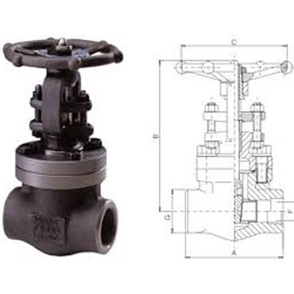 عامل فر وش شیرالات فولادی- شیر فلکه فولادی کلاس 800