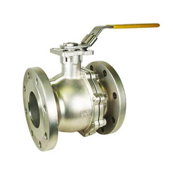 وارد کننده شیر توپی فولادی