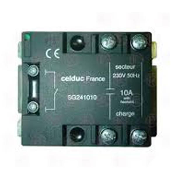 کنترل موتور سلدوک SSR