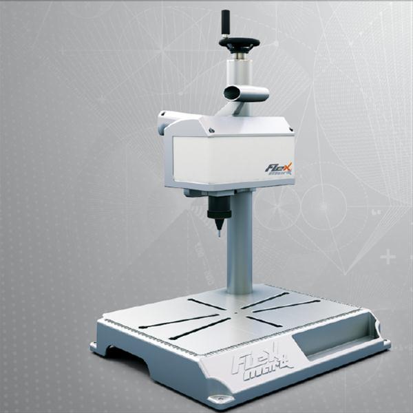 دستگاه حکاکی سریال کوب دستی رو میزی کومبو COMBO FLEXMARK