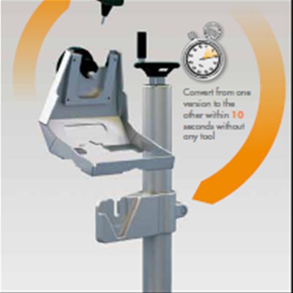 دستگاه حکاکی شماره زنی دستی رو میزی COMBO FLEX MARK