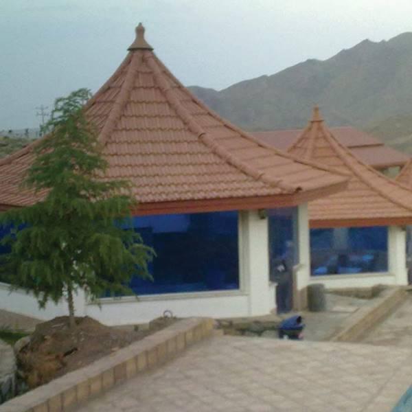 ساخت سقف های اردواز