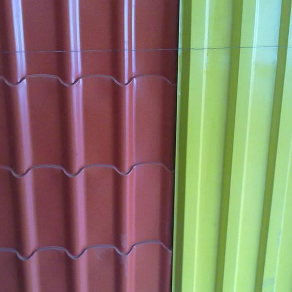 تعمیر کننده ورق شیروانی گالوانیزه رنگی