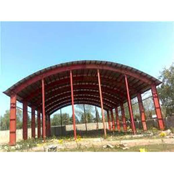 نصب کننده پوشش سقف سوله