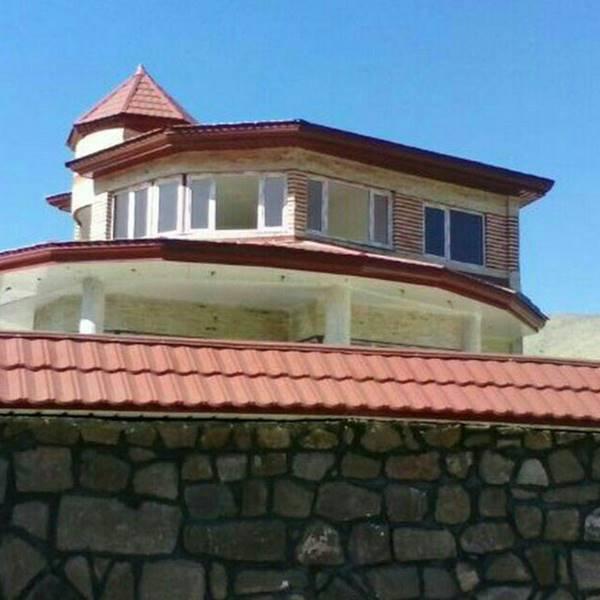 نصب کننده پوشش سقف شیروانی