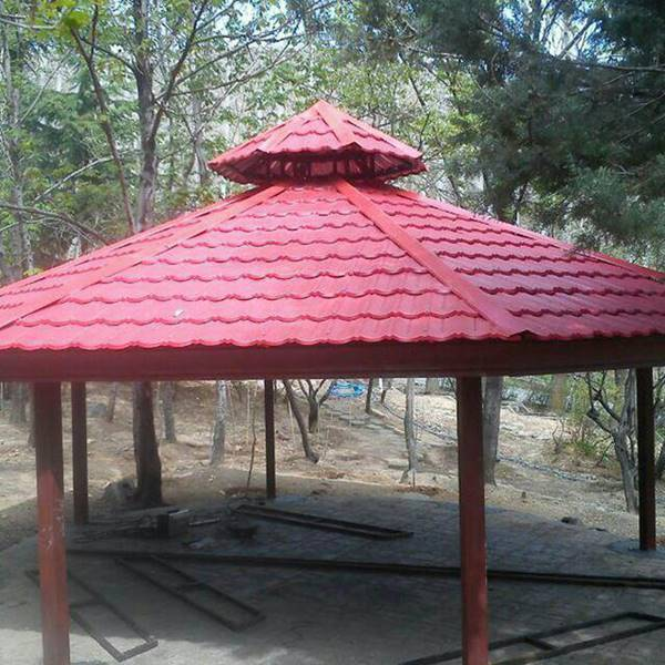 اجراکننده سقف الاچیق