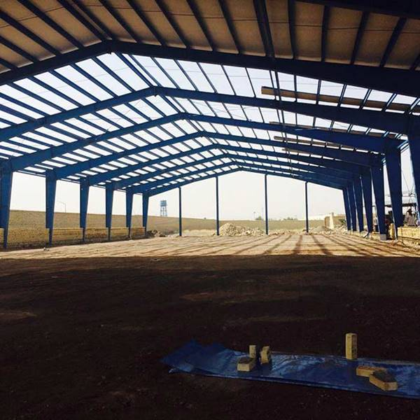 قیمت ساخت سقف سوله
