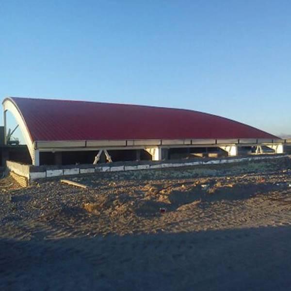 نصب کننده سقف سوله