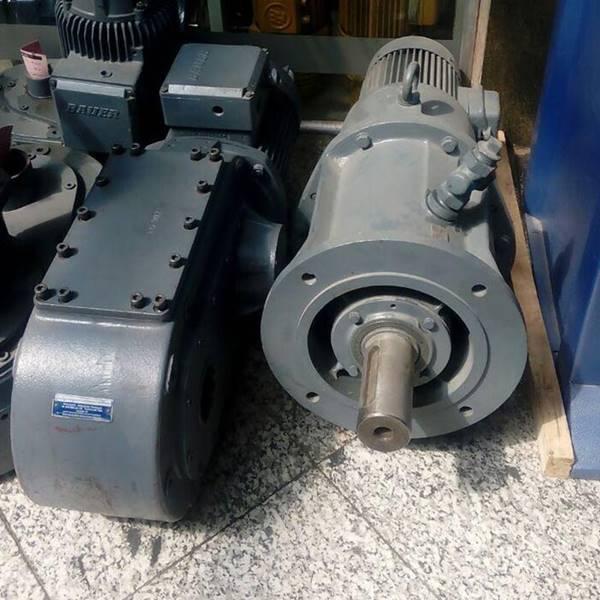 موتور گیربکس المانی SEW