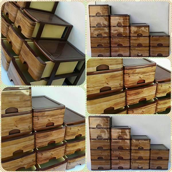 فایل سه طبقه اداری طرح چوب