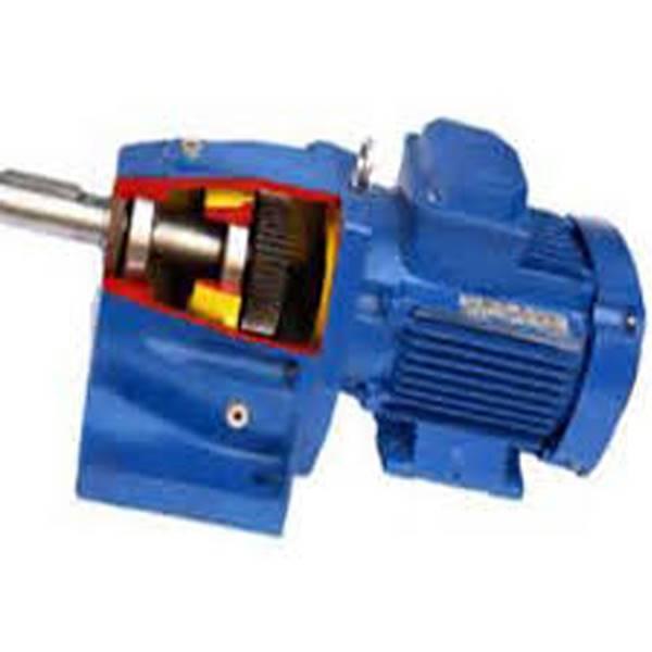 موتور گیربکس شافت مستقیم پایه دار