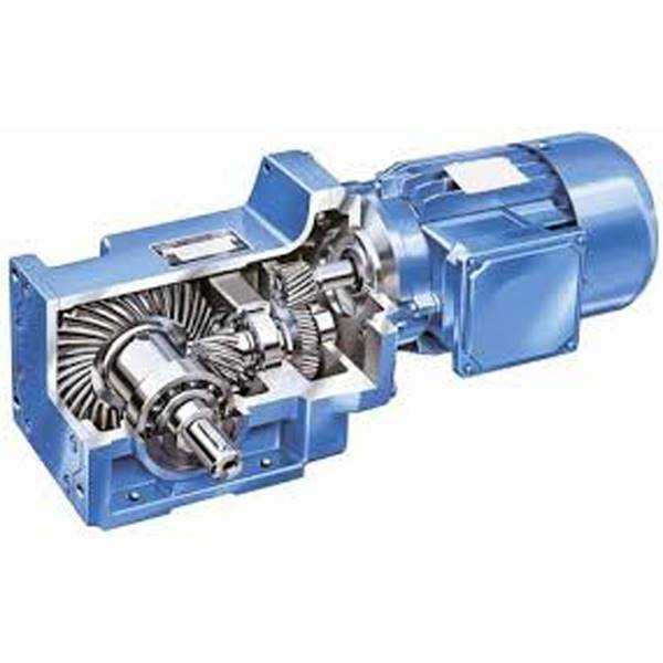 موتور گیربکس شافت مستقیم