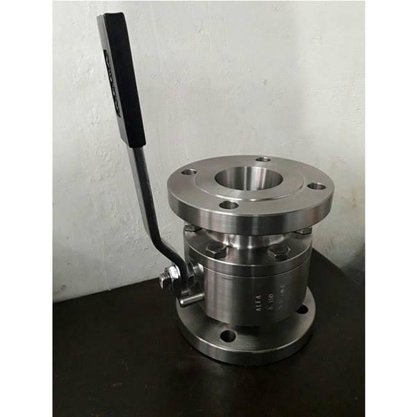 شیر توپی آلفا استنلس استیل  کلاس 150 - 300- PN16   آلیاژ 304- 316