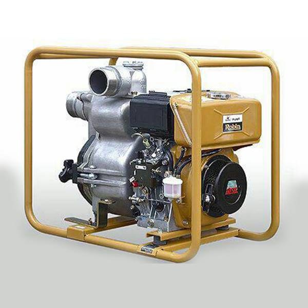 موتور پمپ 4 اینچ بنزینی روبین ژاپن