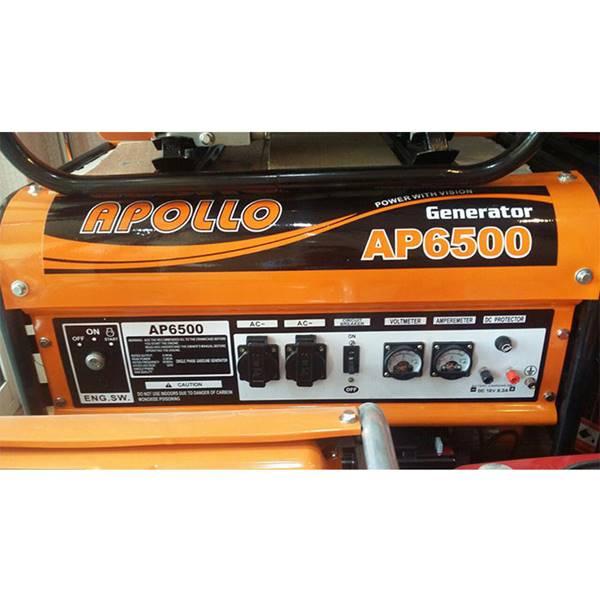نماینده فروش موتور برق آپلو apollo