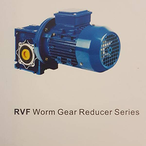 الکتروموتور worm-RVF