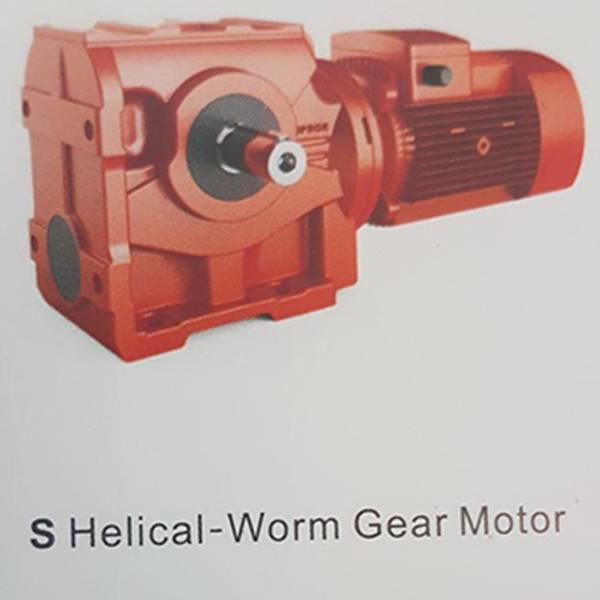 الکترو گیربکس worm