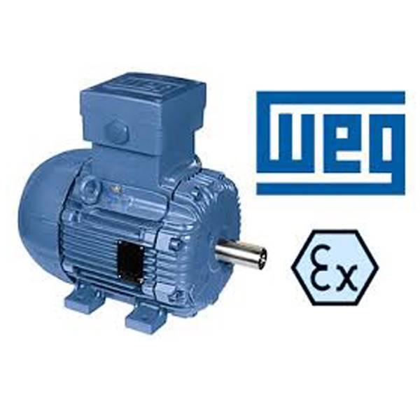 الکتروموتور ضد انفجار WEG وگ