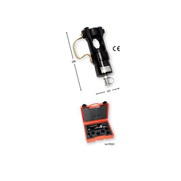 پرس کابلشو هیدرولیک پاییPP-230FP-170S