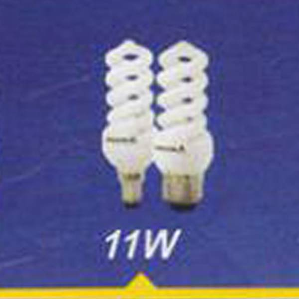 لامپ کم مصرف پیچی 11w