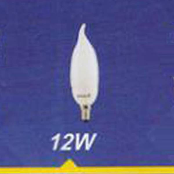 لامپ کم مصرف اشکی 12w