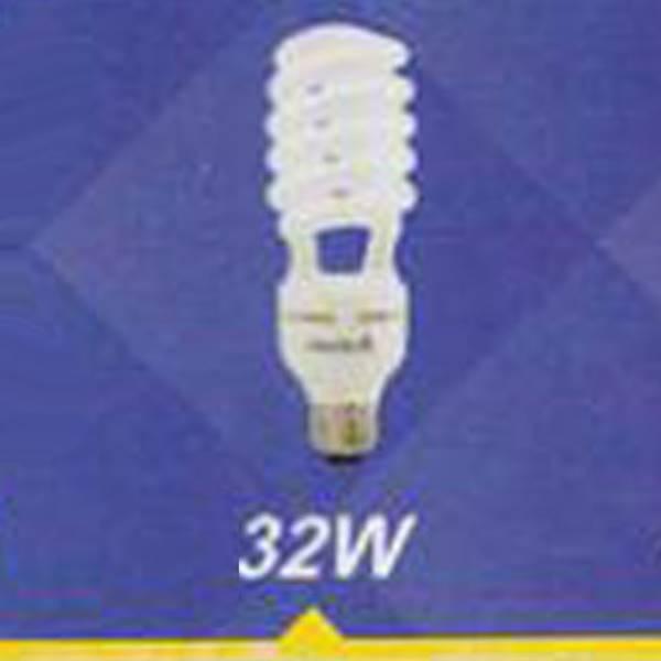 لامپ کم مصرف نیم پیچ 32w