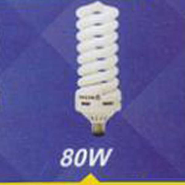 لامپ کم مصرف پیچی 80w